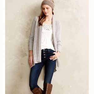 Anthropologie   Meadow and Rue Bobbinlace